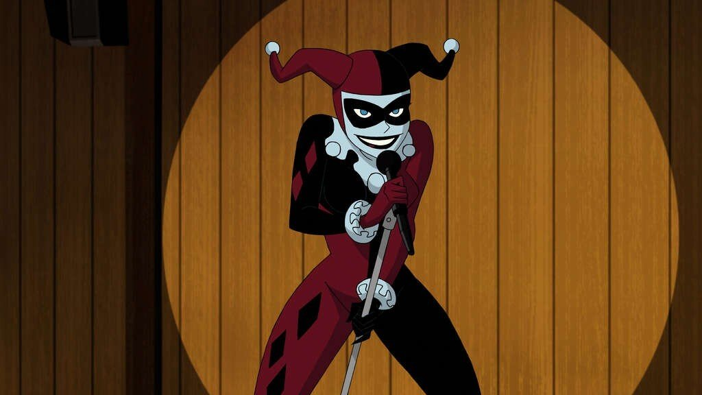 Batman i Harley Quinn(2)