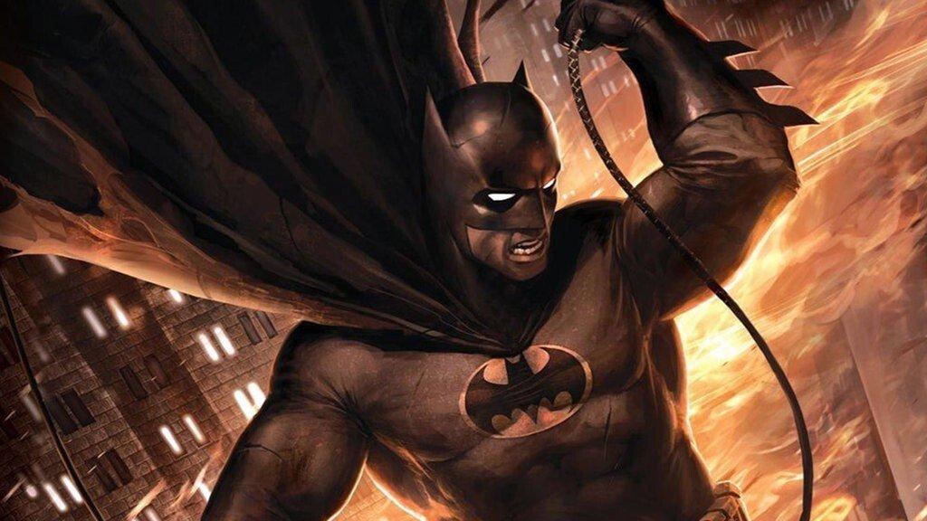 Batman_ Mroczny rycerz - Powrót, cz. 2