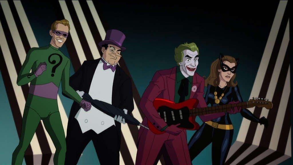 Batman_Powrót Zamaskowanych Krzyżowców
