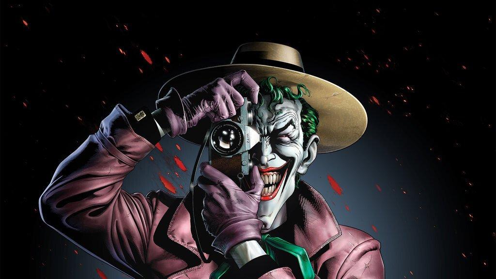 Batman_Zabójczy żart