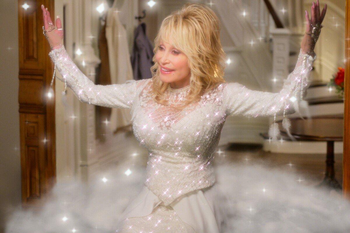Dolly Parton Święta na placu