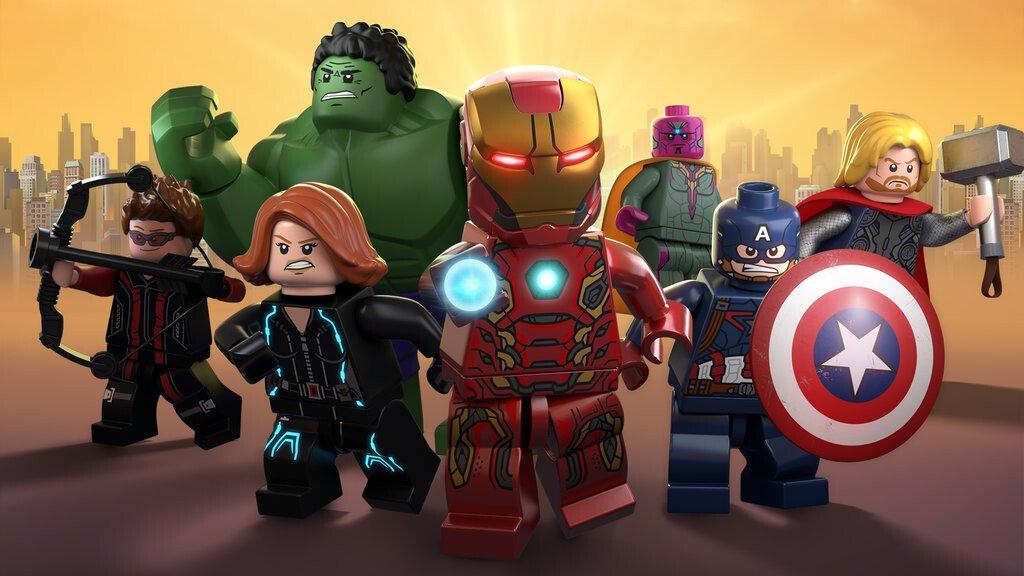 LEGO Marvel Super Bohaterowie Avengers znowu zjednoczeni