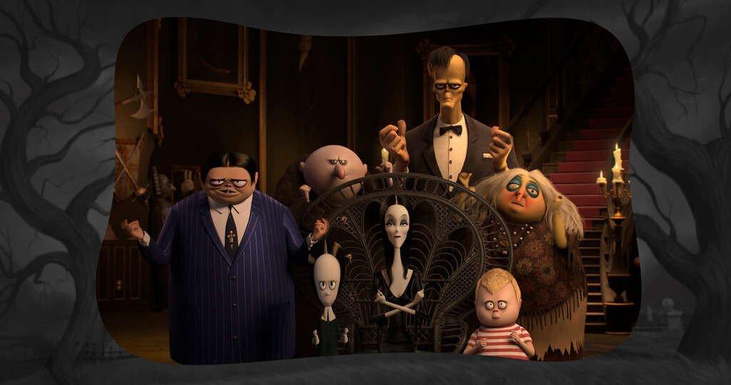 Rodzina Addamsów (2019)