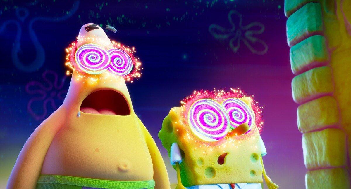SpongeBob Film Na ratunek