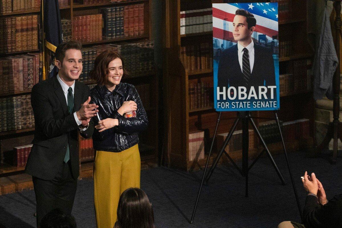 Wybory Paytona Hobarta 2