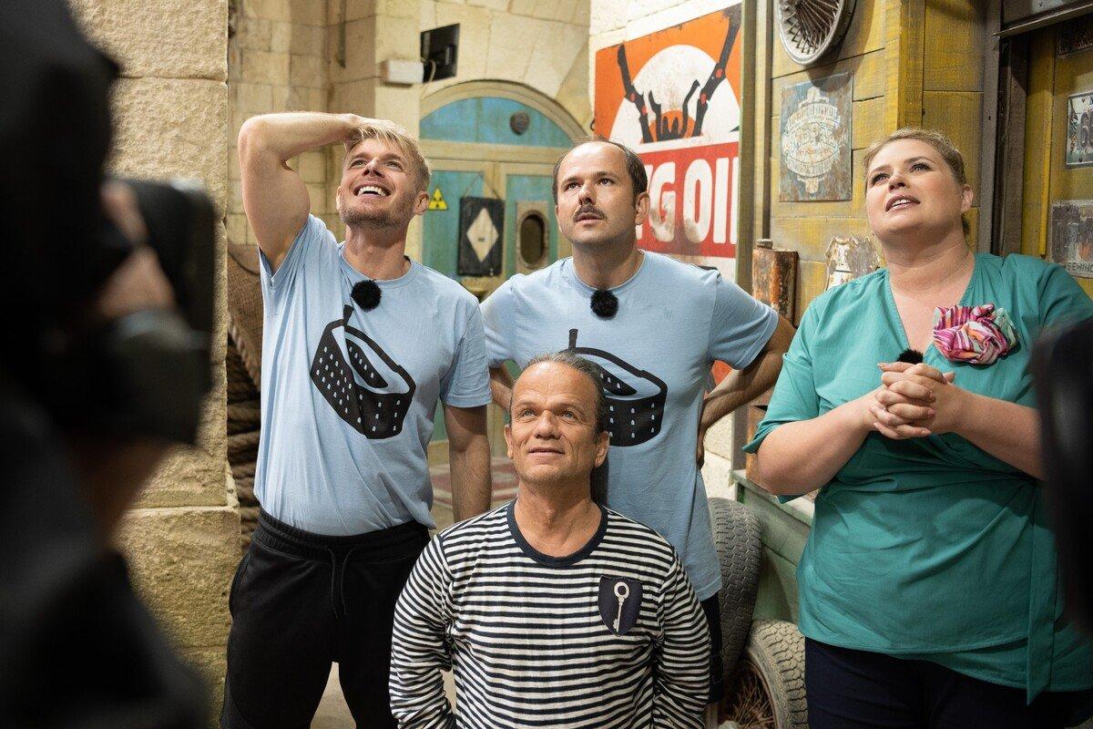 Fort Boyard_EP_2_Endemol Shine Polska_@fot. Maciej Zawada