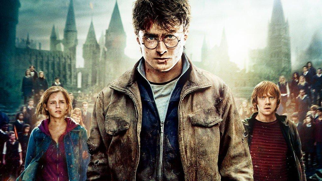 Harry Potter i Insygnia Śmierci, cz. 2