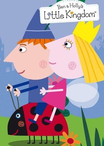 Okładka Ben and Holly's Little Kingdom