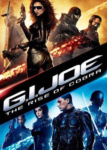 Okładka G.I. Joe: Czas Kobry