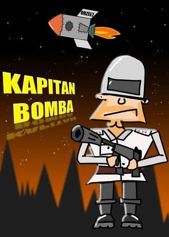 Okładka Kapitan Bomba