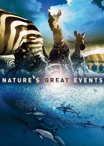 Okładka Nature's Great Events