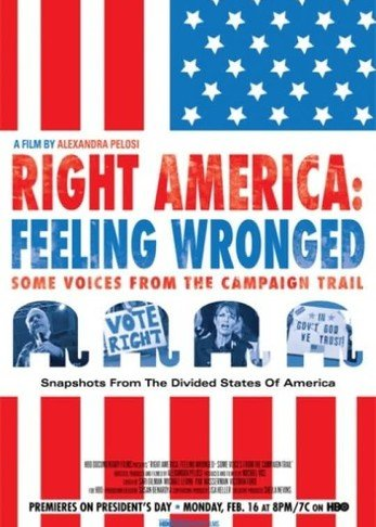 Okładka Right America: Feeling Wronged