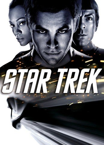 Okładka Star Trek