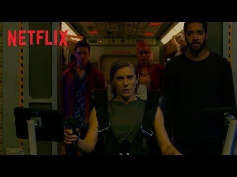 Another Life — Katee Sackhoff | Oficjalny zwiastun | Netflix