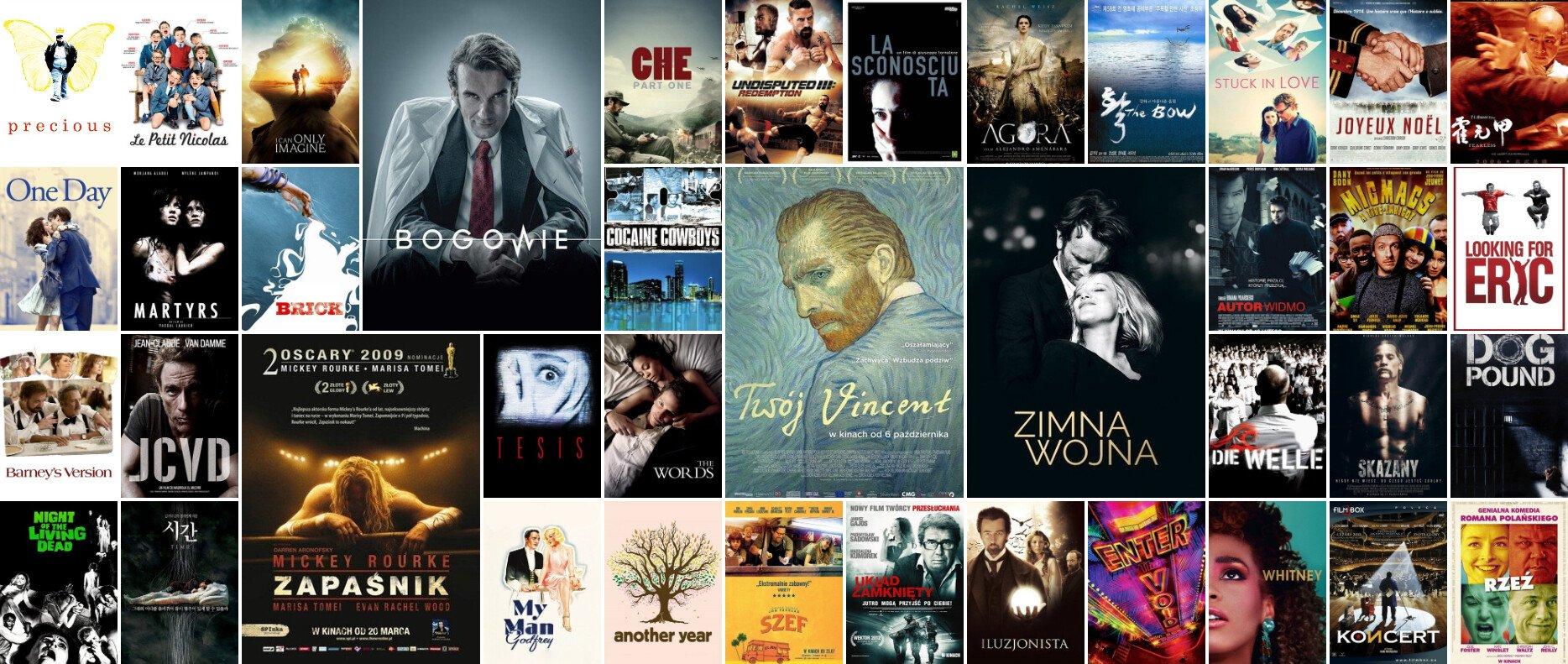 Ekstremalne filmy DVD