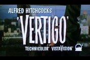 Vertigo Original Theatrical Trailer