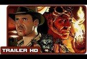 Indiana Jones And The Temple Of Doom ≣ 1984 ≣ Trailer