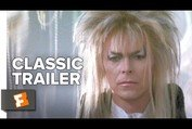 Labyrinth (1986) Official Trailer - David Bowie, Jennifer Connelly Movie HD