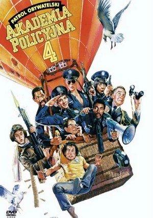 Akademia Policyjna 4: Patrol obywatelski / Police Academy 4: Citizens on Patrol (1987)