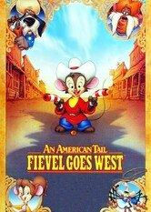 Amerykańska opowieść. Feiwel rusza na Zachód