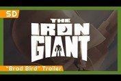 """The Iron Giant (1999) """"Brad Bird"""" Trailer"""