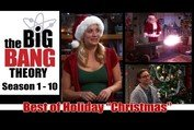 """Best of Big Bang Theory Holiday - """"Christmas Special"""""""