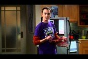 The Big Bang Theory - Sheldon and Penny Exchange Presents