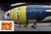 """Despicable Me 2 - The Making of the """"Despicablimp"""" - Illumination"""