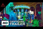 The Zero Theorem - Official Trailer (2014) HD