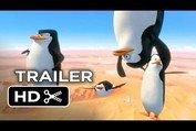 Penguins of Madagascar TRAILER 1 (2014) Benedict Cumberbatch Animated Movie HD