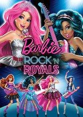 Barbie: Rockowa księżniczka
