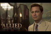 Allied Teaser Trailer (2016) - Paramount Pictures