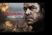 The Great Wall - Official Trailer #1