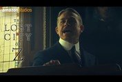The Lost City of Z - Official US Trailer   Amazon Studios
