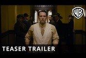 Live by Night - Teaser Trailer - Warner Bros. UK
