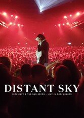 Distant Sky: Nick Cave & The Bad Seeds: koncert w Kopenhadze