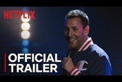 ADAM SANDLER: 100% FRESH | Official Trailer [HD] | Netflix