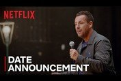 ADAM SANDLER: 100% FRESH | Date Announcement [HD] | Netflix