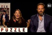 Kelly Macdonald & David Denham on what causes Puzzle rage!