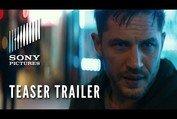 VENOM - Teaser Trailer - In Cinemas October 4
