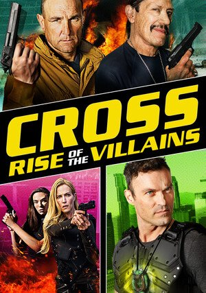 Cross: Bunt Łotrów / Cross: Rise of the Villains