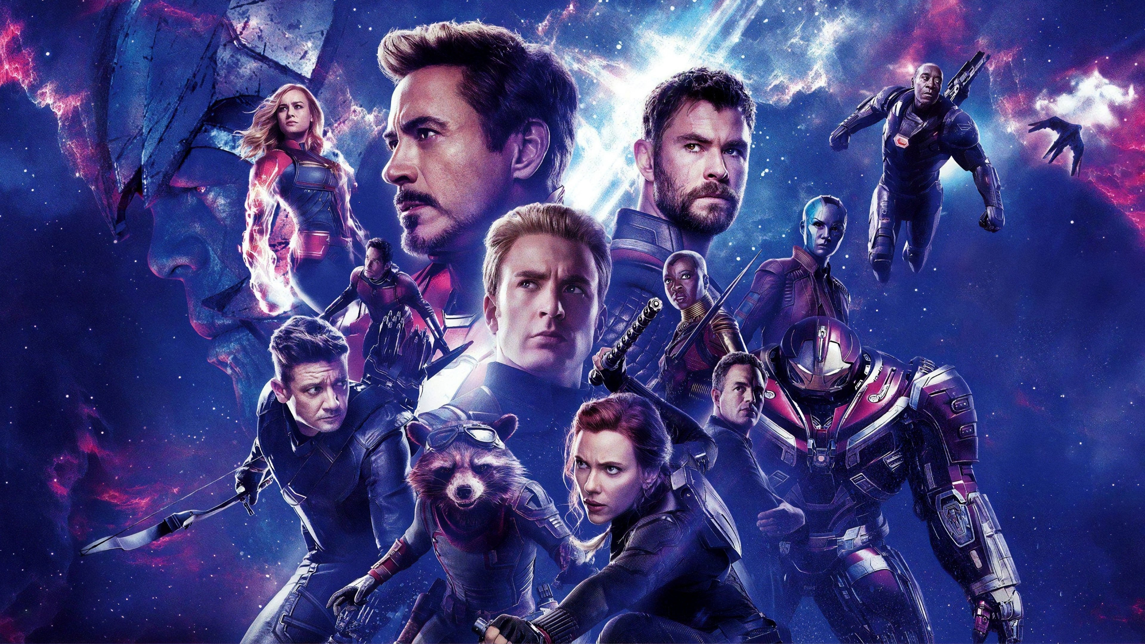 Avengers: End game (2019)