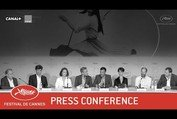 L'AMANT DOUBLE - Press Conference - EV - Cannes 2017