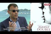 Screen Time: Francois Ozon talks 'Amant Double' in Cannes