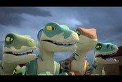 LEGO Jurassic World: Secret Exhibit | Clip: Owen Starts Raptor Training | Jurassic World