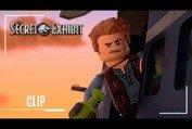 LEGO Jurassic World: The Secret Exhibit | Clip: Pterodactyl Helicopter Chase | Jurassic World