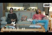 Lodge 49: 'Meet the Characters' EXCLUSIVE Behind the Scenes
