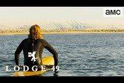 Lodge 49 | 'The World of Long Beach' Set Location BTS