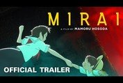 Mirai [Official US Trailer, GKIDS - Special Premiere Event Nov 29th, In Select Theaters Nov 30th]